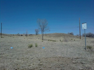 New Mexico Highlands University, Main course, Hole 17 Long tee pad