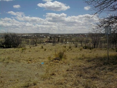 New Mexico Highlands University, Main course, Hole 3 Long tee pad