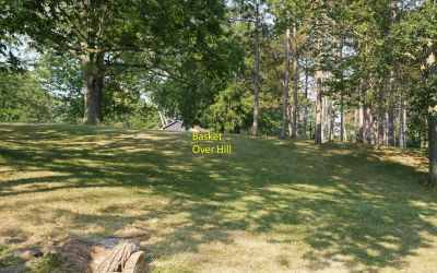 Van Buren State Park, Main course, Hole 4 Tee pad
