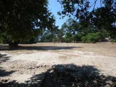 DeLaveaga Park, Main course, Hole 5 Tee pad