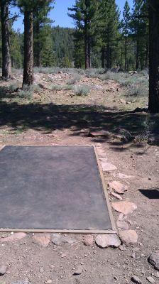Turtle Rock Park, Main course, Hole 2 Tee pad