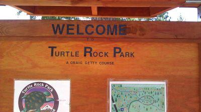 Turtle Rock Park, Main course, Hole 1