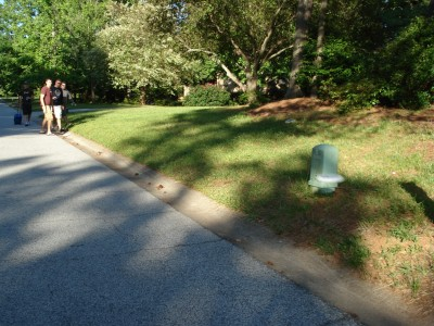 Old Peachtree Walk, Main course, Hole 4