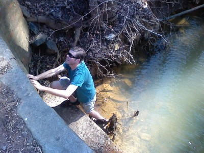 Old Peachtree Walk, Main course, Hole 14