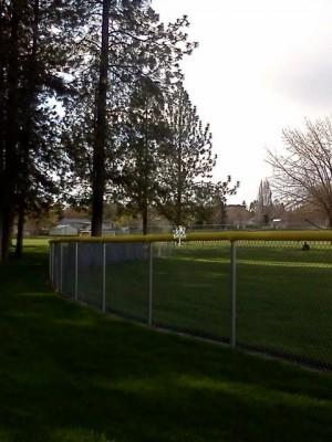 Salnave Park, Reitan DGC, Hole 4 Long tee pad