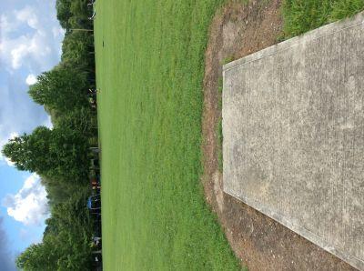 Ralph Stout Park, Main course, Hole 7 Tee pad