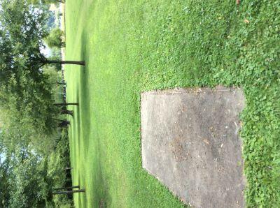 Ralph Stout Park, Main course, Hole 6 Tee pad