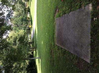 Ralph Stout Park, Main course, Hole 5 Tee pad