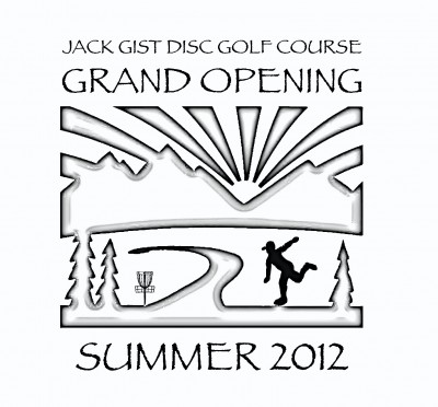 Jack Gist Park, Main course, Hole 1