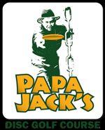 Shippensburg Township Park, Papa Jack's DGC, Hole 1 Hole sign