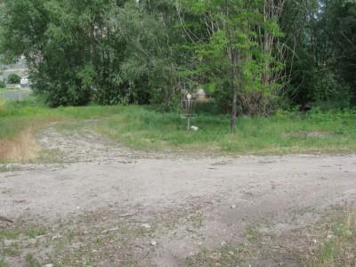 Brigham Frog Pond, Main course, Hole 5 Putt