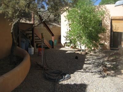 Camp Cerro Gordo, Main course, Hole 7 Short tee pad