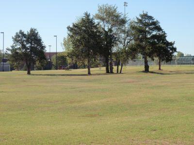 Wild Horse Park, Main course, Hole 18 Long tee pad