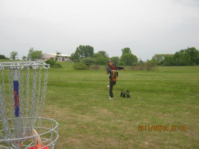 Ajax - Annandale Golf and Curling Club, Main course, Hole 1 Putt