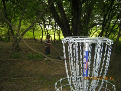 Ajax - Annandale Golf and Curling Club, Main course, Hole 8 Putt
