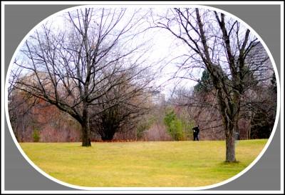 E.T. Seton Park, Main course, Hole 18 Short tee pad