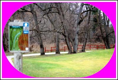 E.T. Seton Park, Main course, Hole 9 Tee pad
