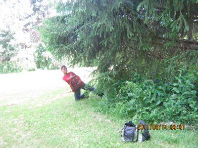 E.T. Seton Park, Main course, Hole 4 Short approach