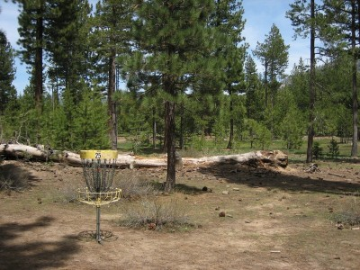 Bijou Community Park, Main course, Hole 25 Putt