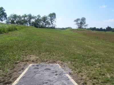 Schneider Park, Main course, Hole 3 Tee pad