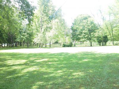 Pine Drive, Main course, Hole 18 Short tee pad