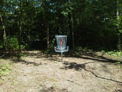 Pine Drive, Main course, Hole 11 Putt
