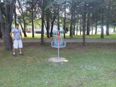 Pine Drive, Main course, Hole 20 Putt