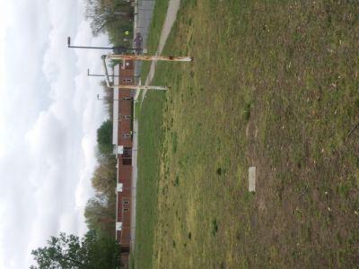 Dorr Street Elementary, Main course, Hole 8 Tee pad