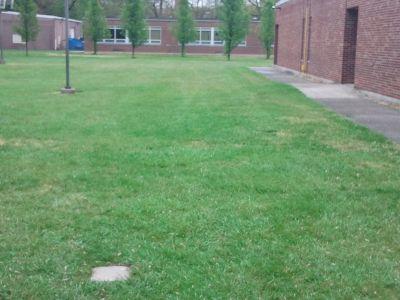 Dorr Street Elementary, Main course, Hole 2 Tee pad