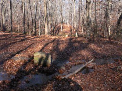 Veterans Memorial Park, Main course, Hole 5 Long tee pad
