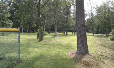 Taymouth Township Park, Main course, Hole 7 Reverse (back up the fairway)