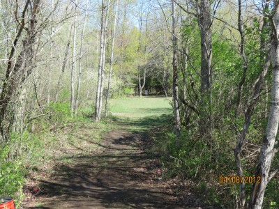 Scottville DGC, Main course, Hole 8
