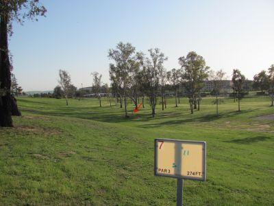 National/Johnson Field, Main course, Hole 7