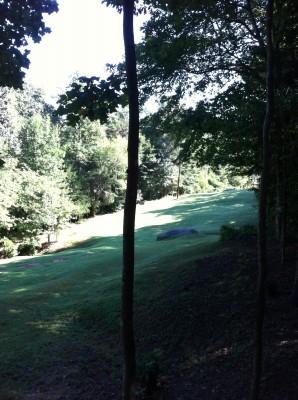Brackett's Bluff, Main course, Hole 18