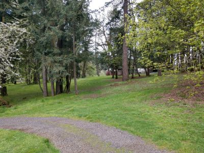 Dave Heider's Hike, Main course, Hole 17 Tee pad