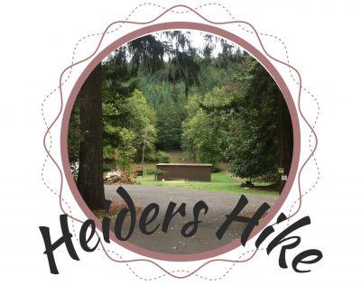 Dave Heider's Hike, Main course, Hole 3 Tee pad