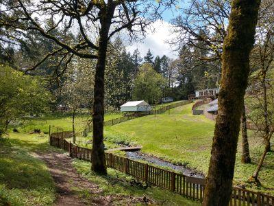 Dave Heider's Hike, Main course, Hole 16 Tee pad