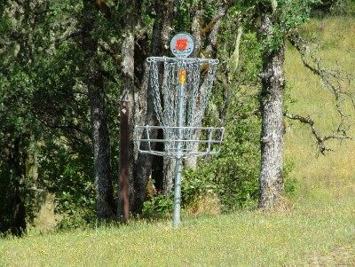 Lake Mendocino, South Course, Hole 5 Putt