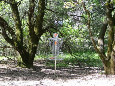 Lake Mendocino, South Course, Hole 7 Putt