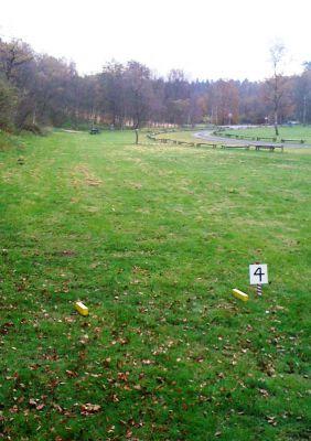 Het Doornse Gat, Main course, Hole 4 Tee pad