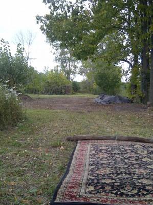 Tomahawk Park, Main course, Hole 13 Long tee pad