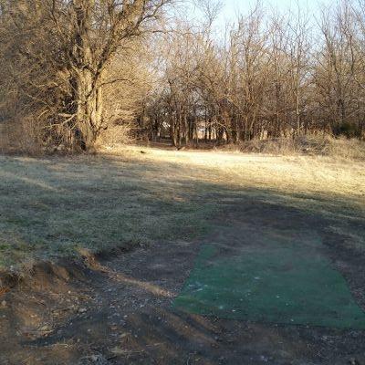 Pleasant Ridge Middle School, Blue Valley of Kansas, Hole 12 Tee pad