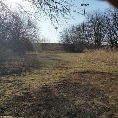 Pleasant Ridge Middle School, Blue Valley of Kansas, Hole 8 Tee pad