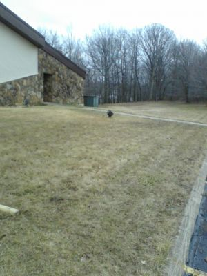 Lakeview Church, Main course, Hole 5 Short tee pad