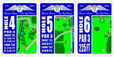 K. C. Geiger Park, Grand Miami DGC, Hole 4