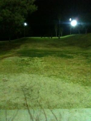 Verdugo Hills Golf Course, Main course, Hole 15 Long tee pad