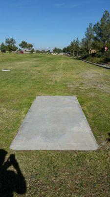 Maricopa Meadows, Main course, Hole 18 Long tee pad