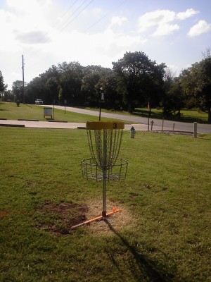 Independence Community College, Main course, Hole 3 Putt