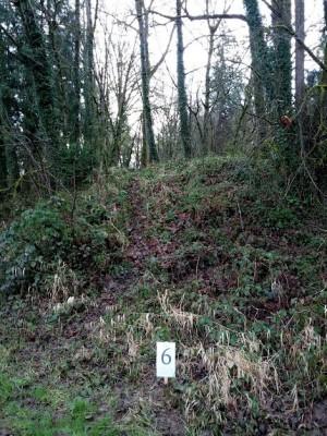 North Eco Park, Main course, Hole 6 Tee pad