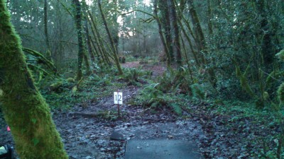 North Eco Park, Main course, Hole 12 Tee pad